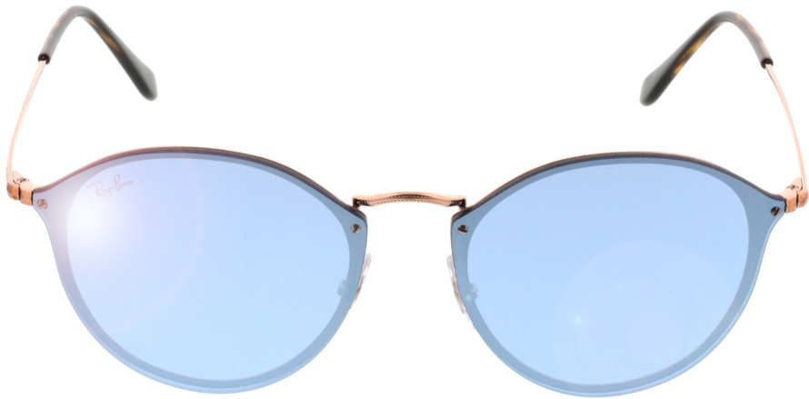 Picture of glasses model Ray-Ban RB3574N 90351U 59-14 in angle 0