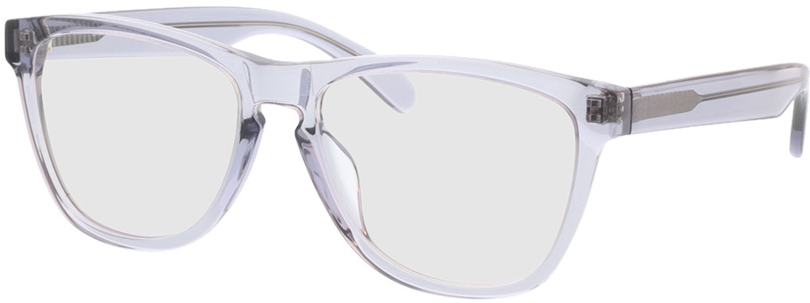 Picture of glasses model Warwick Grijs/transparant in angle 330