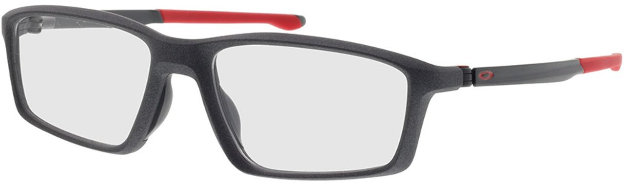 Picture of glasses model Oakley Chamber OX8138 06 53-16 in angle 330
