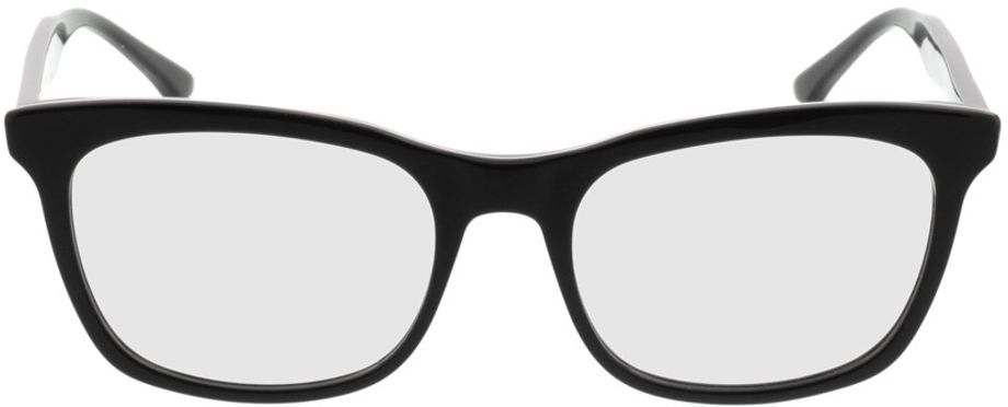 Picture of glasses model Comma70025 30 schwarz 53-18 in angle 0