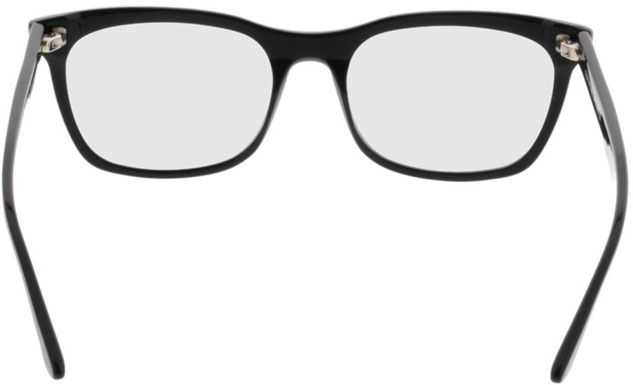 Picture of glasses model Comma70025 30 schwarz 53-18 in angle 180