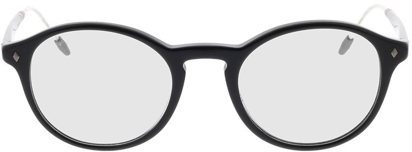 Picture of glasses model Giorgio Armani AR7168 5001 50-21 in angle 0