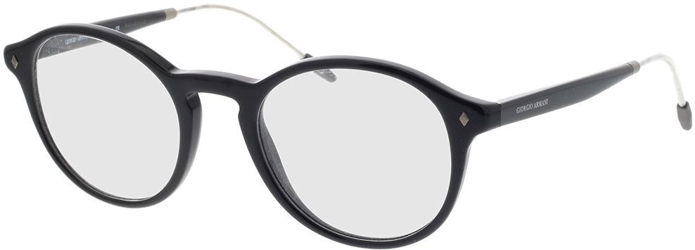 Picture of glasses model Giorgio Armani AR7168 5001 50-21 in angle 330