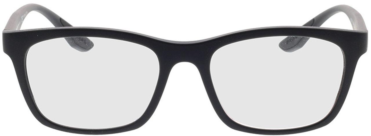 Picture of glasses model Prada Linea Rossa PS 02NV DG01O1 53-18 in angle 0