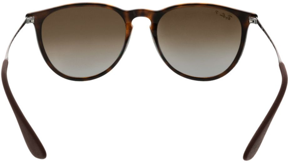 Picture of glasses model Ray-Ban Erika RB4171 710/T5 54-18 in angle 180