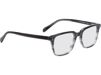 Brille Odessa-grau-meliert
