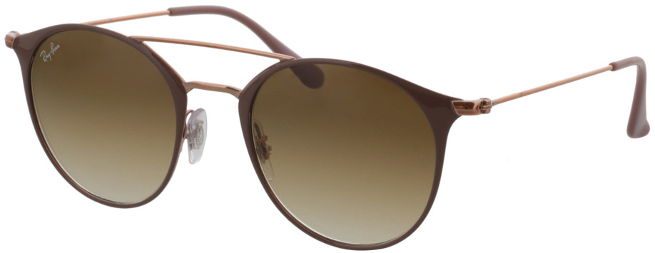 Picture of glasses model Ray-Ban RB3546 907151 49-20