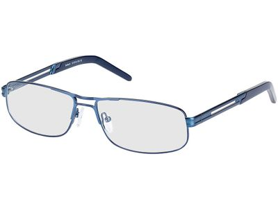 Brille Almelo-blau/dunkelblau