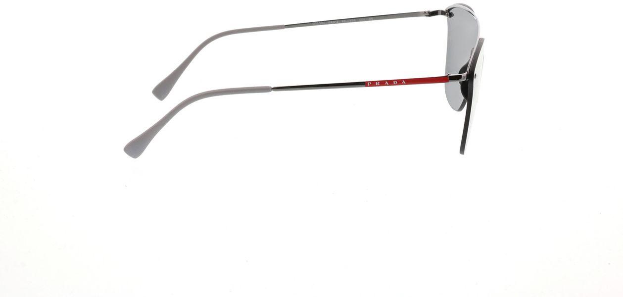 Picture of glasses model Prada Linea Rossa PS 52US 6BJ5S0 64-12 in angle 90