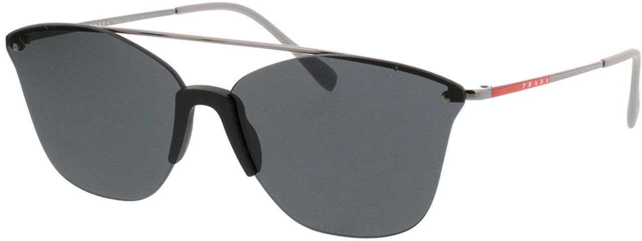 Picture of glasses model Prada Linea Rossa PS 52US 6BJ5S0 64-12 in angle 330