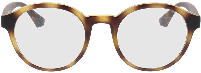 Picture of glasses model Emporio Armani EA3163 5089 51-21 in angle 0