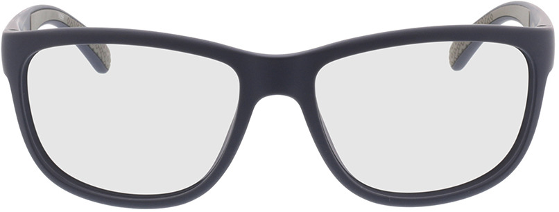 Picture of glasses model Pulse mat donkerblauw/grijs in angle 0