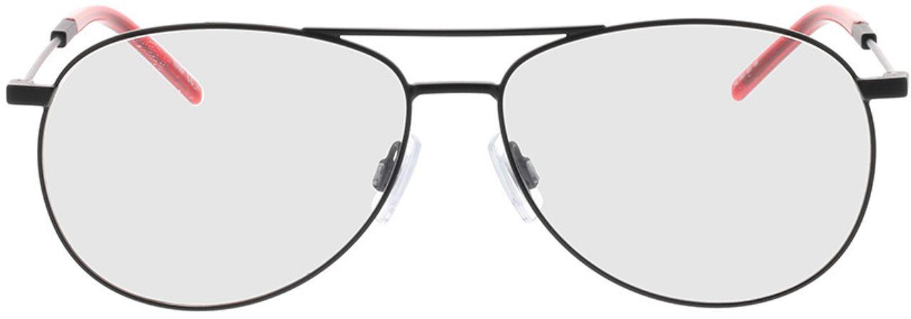 Picture of glasses model Hugo HG 1061 003 59-14 in angle 0