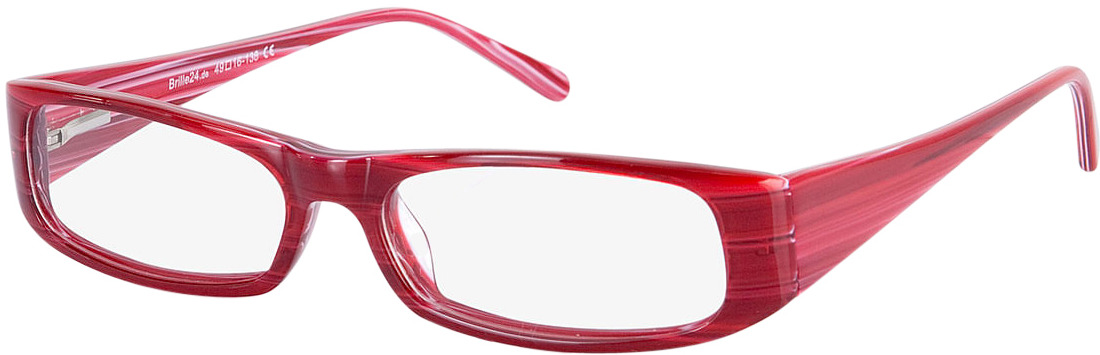 Picture of glasses model Cerritos-rot in angle 330