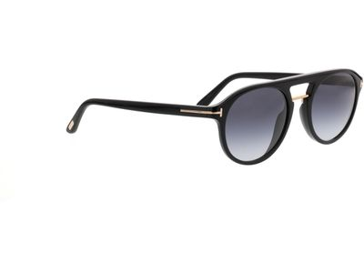 Brille Tom Ford FT0675 01W 52-21
