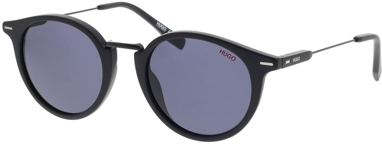 Picture of glasses model Hugo HG 0326/S 003 49-21 in angle 330
