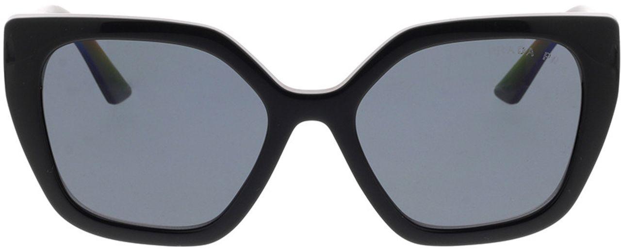 Picture of glasses model Prada PR 24XS 1AB5Z1 52-18 in angle 0