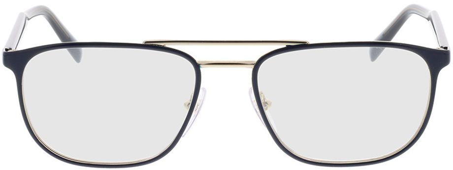 Picture of glasses model Prada PR 54XV VH81O1 54-18 in angle 0