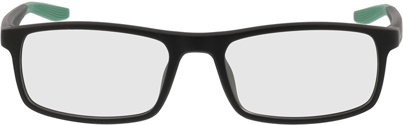 Picture of glasses model Nike NIKE 7119 009 53-17 in angle 0