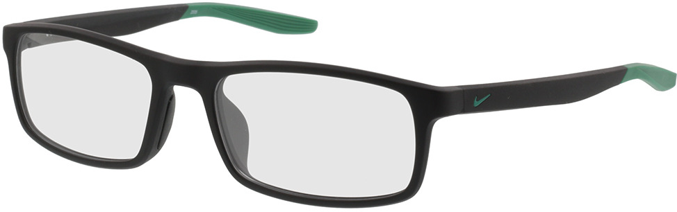 Picture of glasses model Nike NIKE 7119 009 53-17 in angle 330