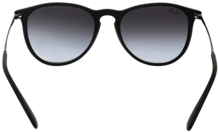 Picture of glasses model Ray-Ban Erika RB4171 622/8G 54-18 in angle 180