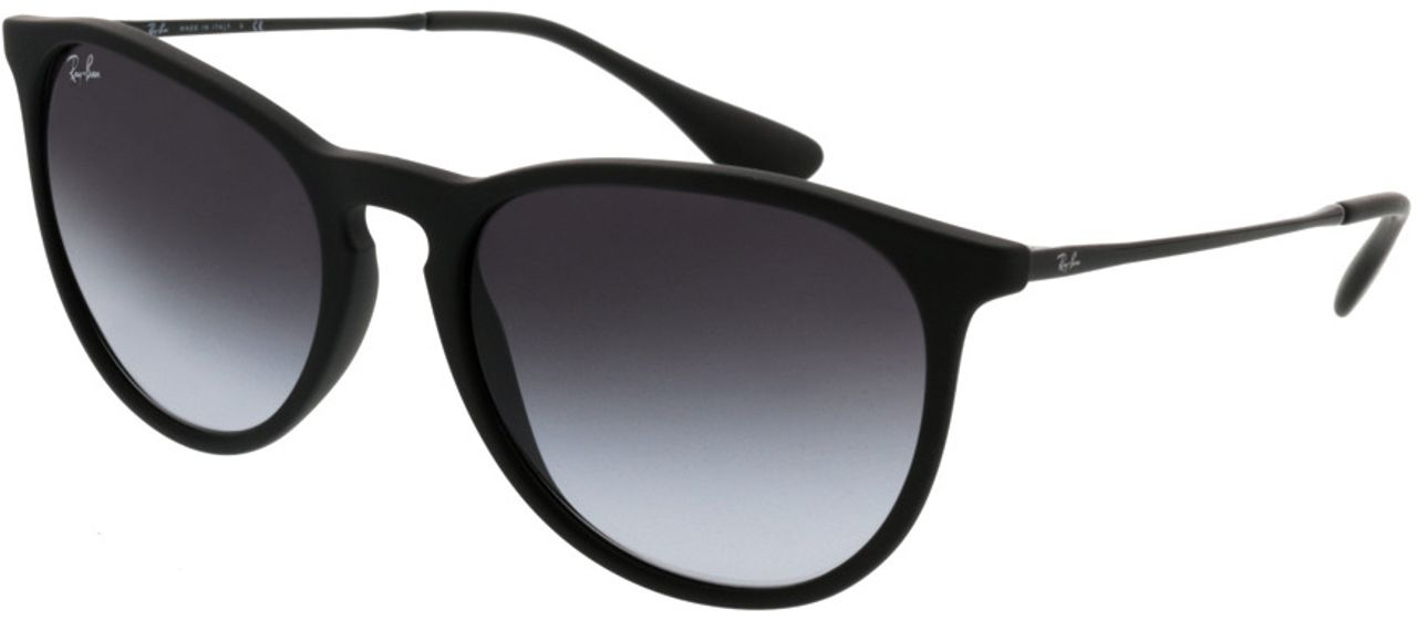 Picture of glasses model Ray-Ban Erika RB4171 622/8G 54-18 in angle 330