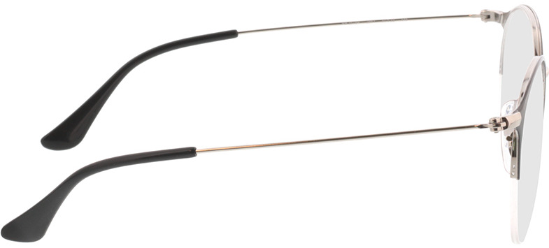 Picture of glasses model Ray-Ban RX3578V 2861 50-22 in angle 90