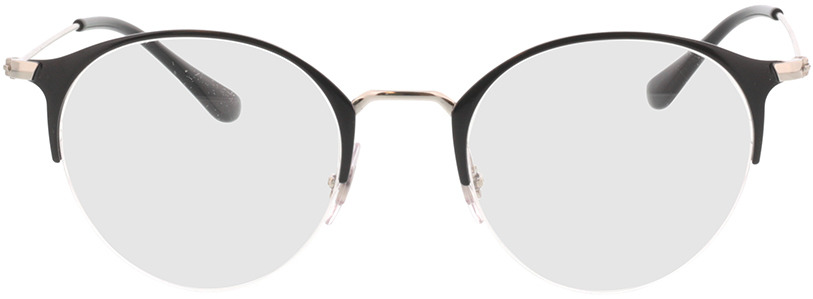 Picture of glasses model Ray-Ban RX3578V 2861 50-22 in angle 0
