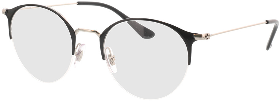 Picture of glasses model Ray-Ban RX3578V 2861 50-22 in angle 330