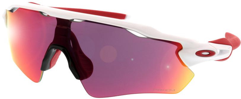 Picture of glasses model Oakley Radar EV Path OO9208 05 in angle 330