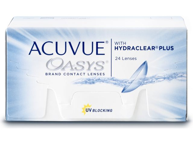 Acuvue Oasys with Hydraclear Plus 24er Box