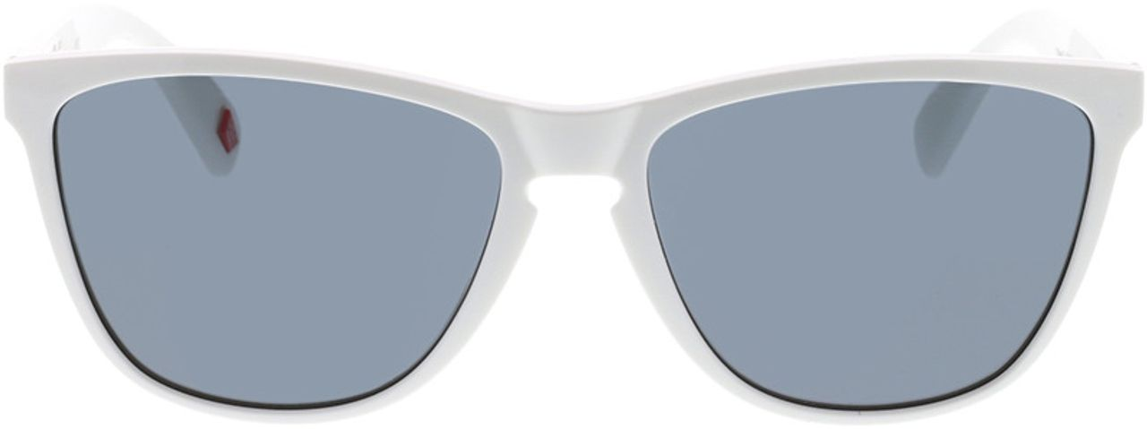 Picture of glasses model Oakley Frogskins 35th OO9444 944401 57-16 in angle 0