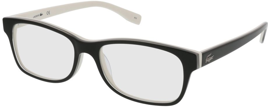 Picture of glasses model Lacoste L2724 004 52-16 in angle 330