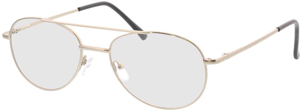 Picture of glasses model Amelio-matt silber in angle 330