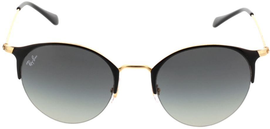Picture of glasses model Ray-Ban RB3578 187/11 50-22 in angle 0