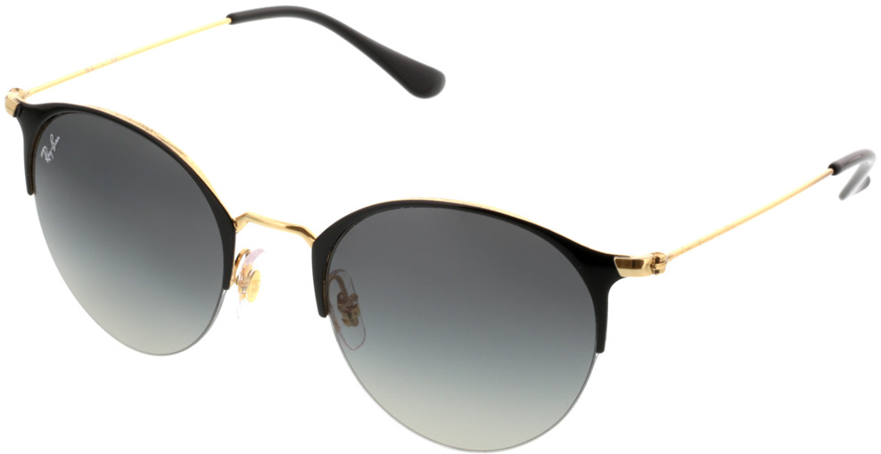 Picture of glasses model Ray-Ban RB3578 187/11 50-22 in angle 330