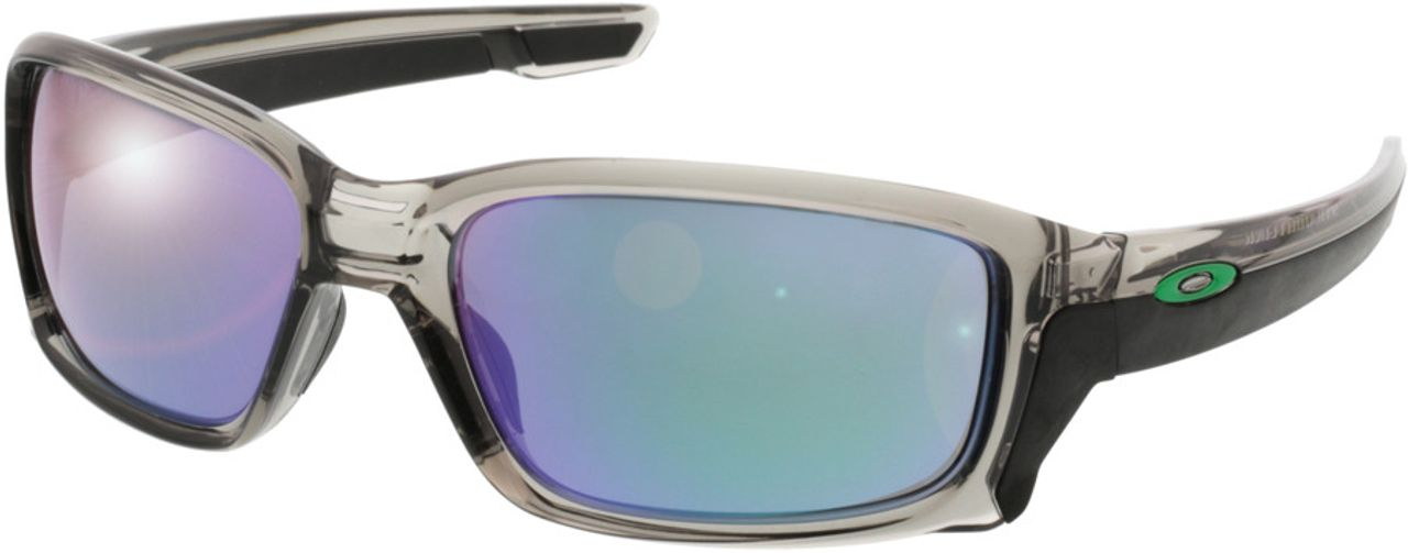 Picture of glasses model Oakley Straightlink OO9331 03 58-17 in angle 330