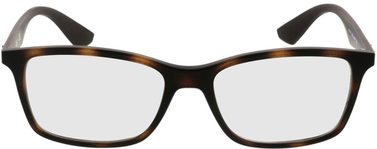 Picture of glasses model Ray-Ban RX7047 5573 54-17 in angle 0