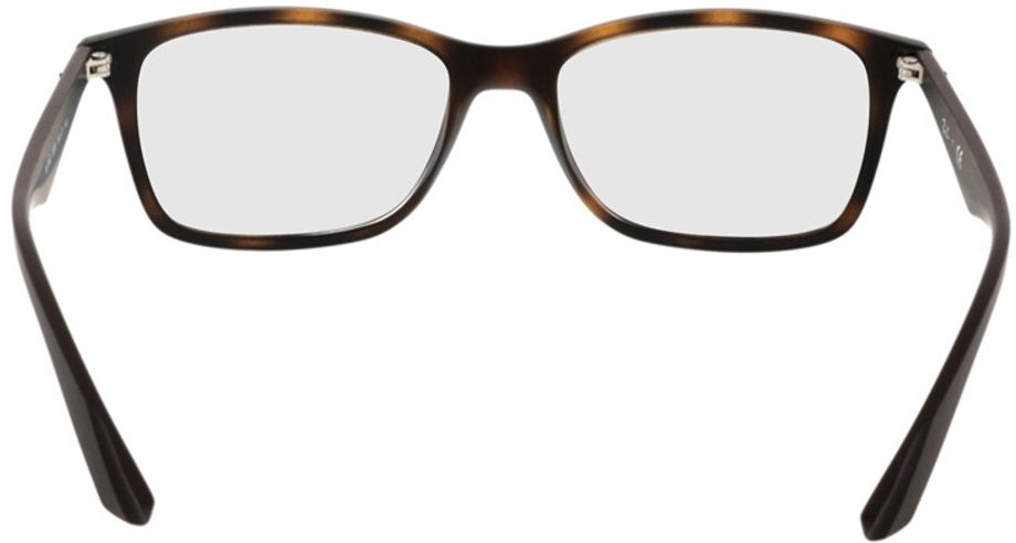 Picture of glasses model Ray-Ban RX7047 5573 54-17 in angle 180