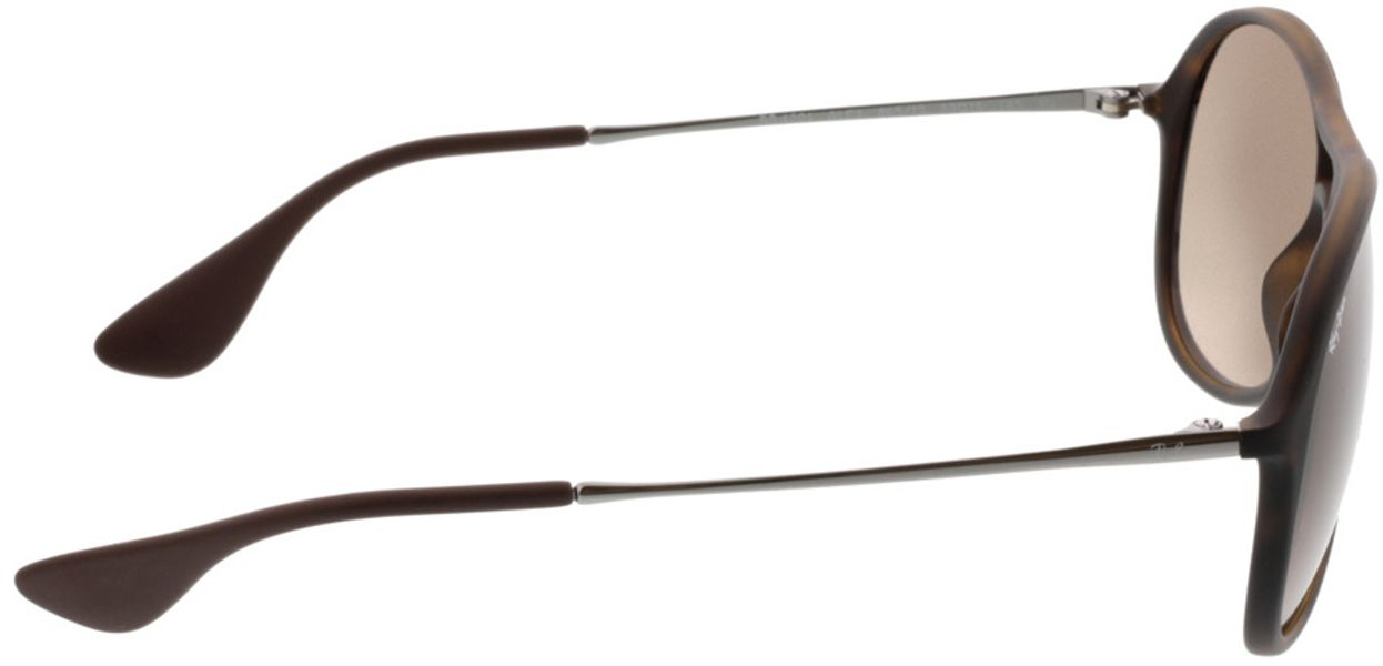 Picture of glasses model Ray-Ban Alex RB4201 865/13 59-15 in angle 90