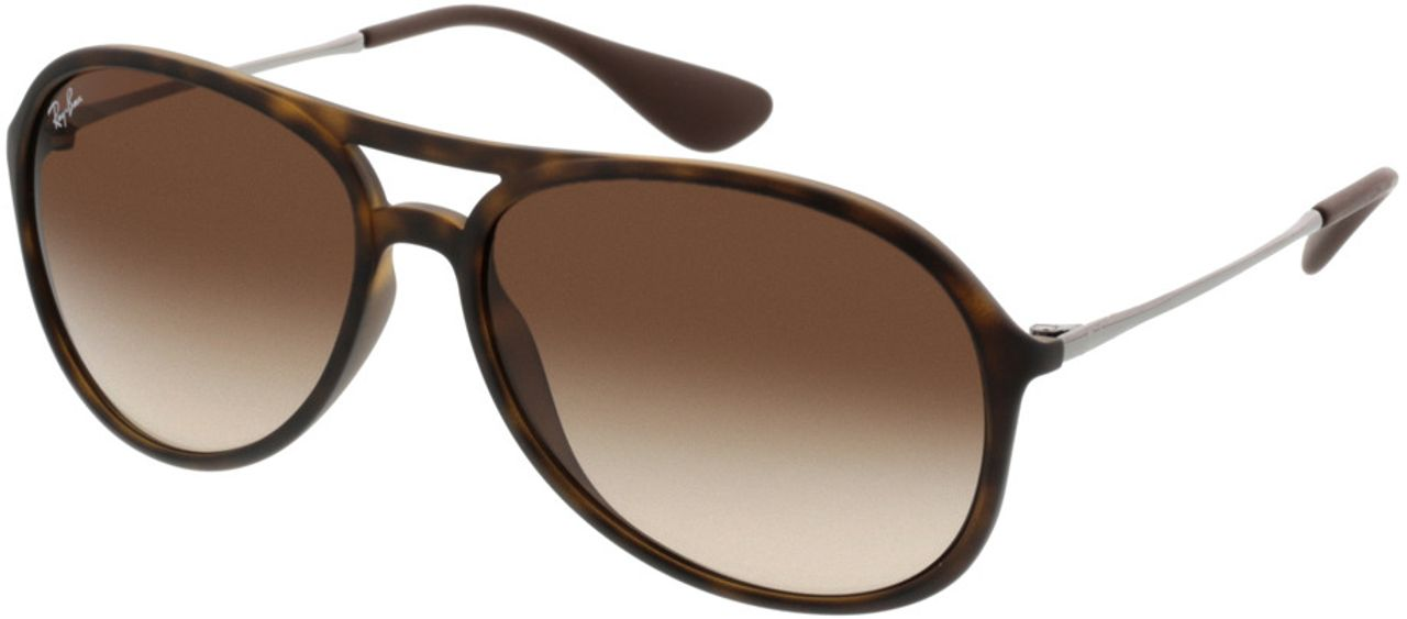 Picture of glasses model Ray-Ban Alex RB4201 865/13 59-15 in angle 330