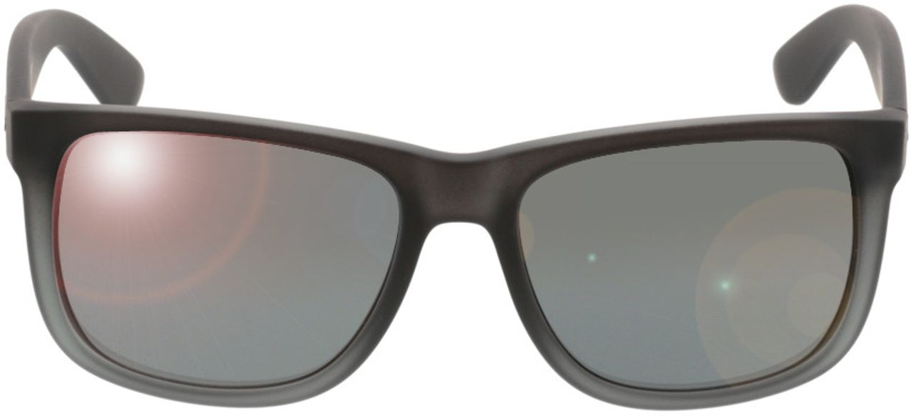 Picture of glasses model Ray-Ban Justin RB 4165 852/88 54-16 in angle 0