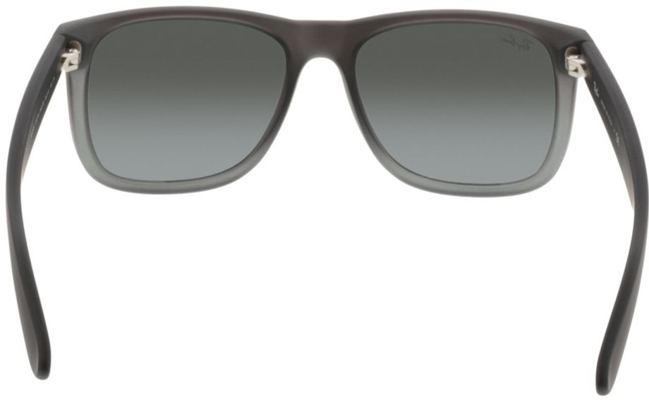 Picture of glasses model Ray-Ban Justin RB4165 852/88 54-16 in angle 180