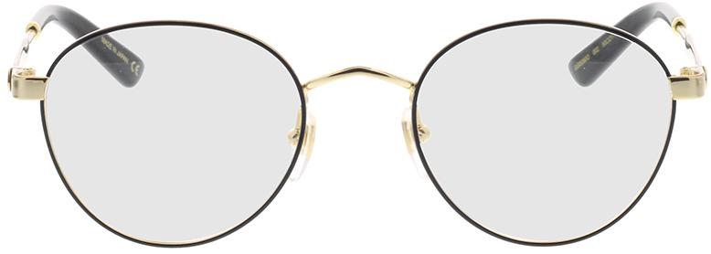 Picture of glasses model Gucci GG0290O-002 50-21 in angle 0