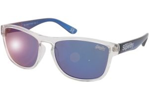 SDS Rockstar transparent/blau 54-17