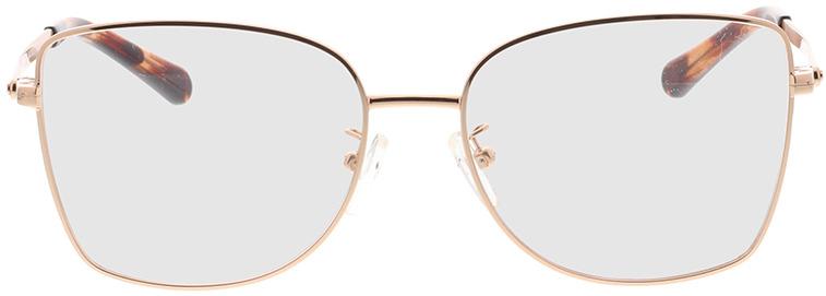 Picture of glasses model Michael Kors Memphis MK3035 1108 54-16 in angle 0