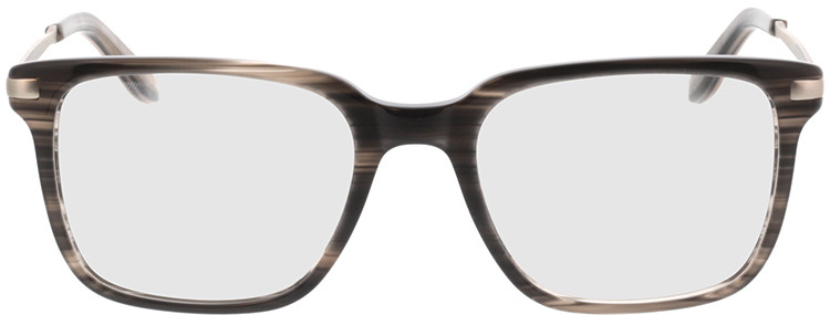 Picture of glasses model Celino-grau horn in angle 0