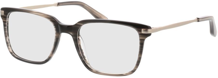 Picture of glasses model Celino-grau horn in angle 330