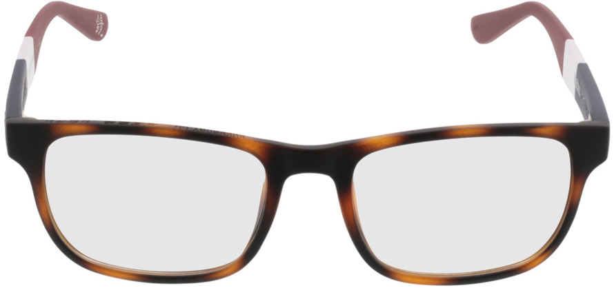 Picture of glasses model Superdry SDO Kabu 102 havanna 52-18 in angle 0