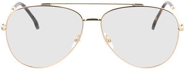 Picture of glasses model Carrera CARRERA 183/G J5G 62-14 in angle 0